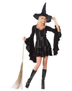 Stitch Witch Adult Womens Costume