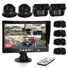 Pyle Rearview Backup Camera and Video Monitor https://wirelessbackupcamerareviews.info/pyle-rearview-backup-camera-and-video-monitor/