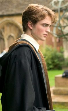 §§º§§ Robert Pattinson as Cedric