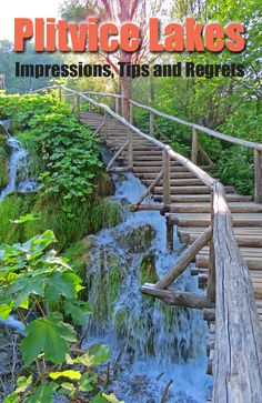 Thoughts on Plitvice lakes: http://bbqboy.net/plitvice-lakes-impressions-tips-regrets/ #plitvice #croatia