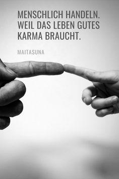Tue gutes und gutes kommt zu Dir. Holding Hands, Life Advice, Spiritual, Hand In Hand
