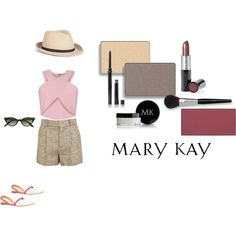 Summer Look by marykayus on Polyvore featuring beauty, Mary Kay, Sole Society, Chloé and ALDO www.marykay.com/jpatrick2027