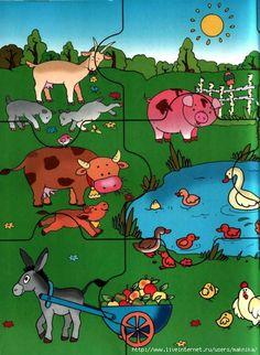 puzzel boerderij 1