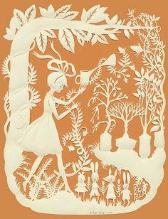 Papercut - Elsa Mora - Mary, Mary, quite contrary?