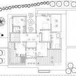 Casa Franklin / Epstein Arquitectos (planta alta)