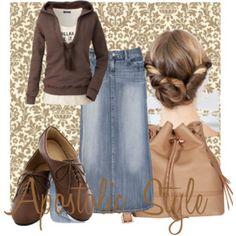 Today's Style!! Apostolic Style