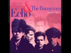 Echo and the Bunnymen - Lips Like Sugar