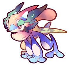 Actually I like the design a lot Ash-Greninja Baby Pokemon, Mega Pokemon, Cute Pokemon, Pokemon Fan, Pokemon Stuff, Kalos Pokemon, Pokemon Rayquaza, Strongest Pokemon, Dbz