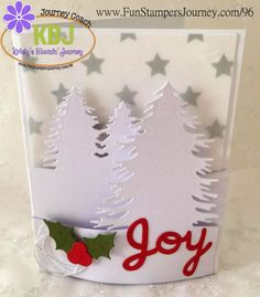 holiday cards, winter hills die, card class, Halloween cards, Fall card, winter…