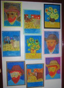 Vincent Van Gogh, su vida y su obra | Van gohg | Pinterest | Van ...