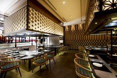 Maison Tatsuya Restaurant by Metaphor Interior at Kota Kasablanka, Jakarta – Indonesia » Retail Design Blog