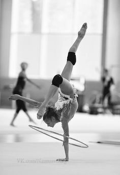 Rhythmic Gymnastics Training