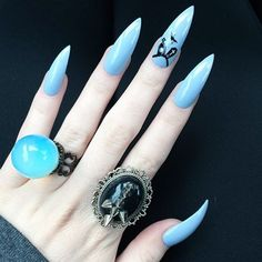 Creepy Cool Nail Art Inspiration