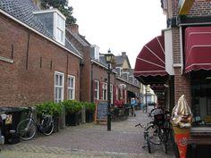 Wielemakersshop zijstraat Herenstraat Voorburg