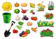 Sorting Activities, Preschool Learning Activities, Rainbow Cartoon, Sensory Boards, School Decorations, Busy Book, Kindergarten, Natural, Vegetables