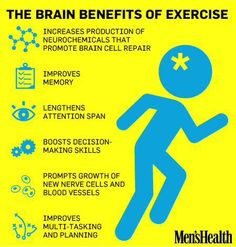 6 brain benefits of exercise-exactly why we need physical activity in ALL classes #edchat #txeduchat via @justintarte