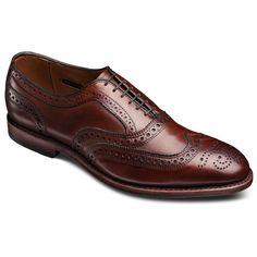McAllister - Wingtip Lace-up Oxford Mens Dress Shoes by Allen Edmonds