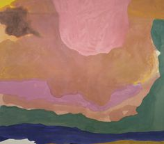 Flood, 1967. Helen Frankenthaler (New York 1928 – 2011).