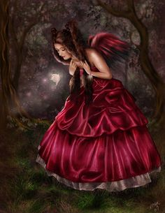 Fairy Artwork9 25+ Spectacular Examples of Sublime Fairy Artworks