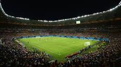 A general view of the Group D match between England and Italy at Manau Brazil # Fifa 2014