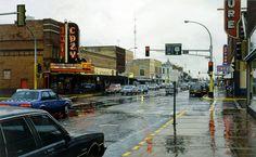 Davis Cone - Cozy/Rainy Day - David Lawrence Gallery