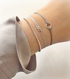 A personal favorite from my Etsy shop https://www.etsy.com/ca/listing/501225007/gift-circle-braceletsterling-silver