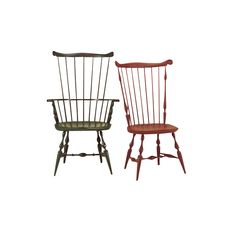 Windsor Wakefield Chairs.  Side chair: 40.5H. Starting at $590 retail (trade = 10%  off).  90-120 day lead time as of 9/22.