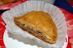 Baklava Recipe served at Food and Wine Festival  in EPCOT at Disney World