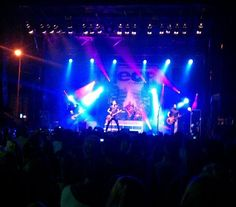 Theory Of A Deadman. Lockport 7/27/12. Not as heavy as I thought they would be but still great!