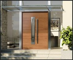 Model Pintu Utama Rumah Modern 2016