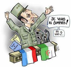 Damien Glez  (2017-02-16) France:Macron et la colonisation en Algérie...
