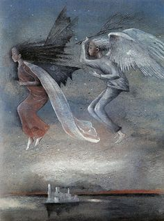 Kaarina Kaila - Pieni merenneito (Hans Christian Andersen)