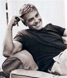 one of the sexiest actors! George Clooney