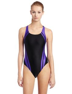 Speedo Race Xtra Life Lycra Quantum Splice Superpro Swimsuit, Black and Purple, 26 Speedo,http://www.amazon.com/dp/B000YM4IQG/ref=cm_sw_r_pi_dp_3CQ2rb03AV269F76