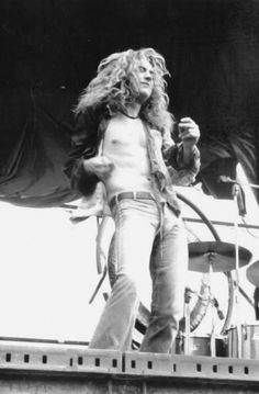 Robert Plant...Uploaded By www.1stand2ndtimearound.etsy.com