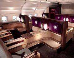 First class travel First Class Airline, Flying First Class, First Class Seats, First Class Flights, Airbus A380, Jets Privés De Luxe, Dassault Falcon 7x, Design Transport, Jet Privé