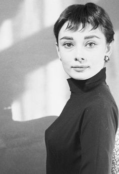 Audrey Hepburn by Cecil Beaton, 1954.