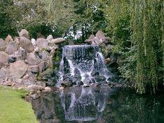 Sonsbeek Park in Arnhem Holland Netherlands, Childhood Memories, Dutch, Waterfall, Gothic, Hiking, Outdoors, Spaces, Live