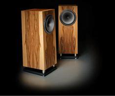 Hifi Speakers, Hifi Audio, Floor Standing Speakers, Speaker Plans, Speaker Box Design, At Home Movie Theater, Home Cinemas, Loudspeaker, Audiophile