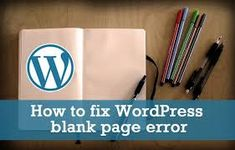 Many times WordPress applications might show a blank page. This might happen because of a corrupted plugin that is currently working for the application. In order to find out if this is the main reason for the issue, access your account via FTP. Once your account is accessed through FTP, navigate to the folder mentioned below: Know more, https://www.milesweb.com/hosting-faqs/troubleshoot-wordpress-blank-page-error/