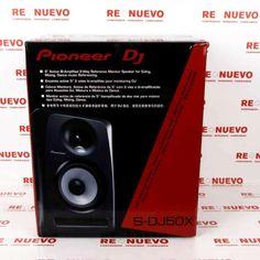 #Monitor autoamplificado #PIONEER #S-DJ50X E272446 | Tienda online de segunda mano en Barcelona Re-Nuevo #segundamano
