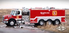 Boom aerials from Spartan Motors, fire truck manufacturer specializing in chassis and full fire aparatus design. Ambulance, Volunteer Firefighter, Firefighters Wife, Firefighter Decor, Aigle Animal, Cool Fire, Fire Equipment, Rescue Vehicles, Old Tractors