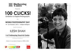 Ilesh Shah Photography    www.ileshshah.com  #100Clicks! #Exhibition of #digital #photographs on #world #photography day  #makeportraits #friendsandwalls #storyportrait #postmoreportraits #makeportraitsnotwar #chasinglight #justgoshoot #handsinframe #acertainslantoflight #makemoments #toldwithexposure #acolorstory #ahmedabad #india