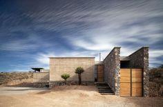Aujourd'hui, Deavita a choisi de vous présenter une maison écologique au Mexique de design unique- elle n'est faite que de matériaux recyclés et rappelle ..