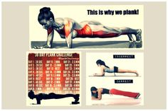 30 Day Plank Challenge....starting today