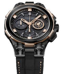 Часы наручные Concord C2 Automatic Chronograph 0320189
