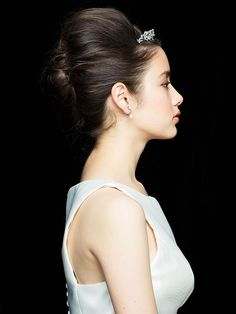 image Wedding Hair And Makeup, Hair Makeup, Under The Influence, Up Styles, Wedding Hairstyles, Daughter, Bridal, Lady, Image