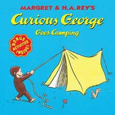 Collecting rocks, roasting marshmallows, canoeing on lakes – we love camping. The weather is warming up. It's time to start reserving campsites and dusting off camping gear. Whether you're getting ready for a camping trip or preparing for a Camping Story Time, these are some great picture books about camping. I found camping books for …