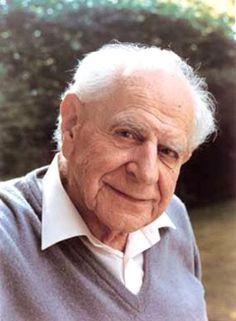 Austrian Philosopher Karl Popper (1902-1994)