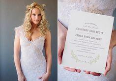 Magnolia wedding inspiration | Flowers + Greenery, Styled Shoots | 100 Layer Cake
